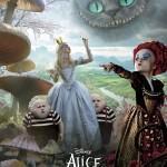 Coup de coeur pour Alice in Wonderland, aujourd'hui en salles!