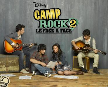 Critique TV: Camp Rock 2, le Face à Face