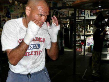 Boxing Gym1