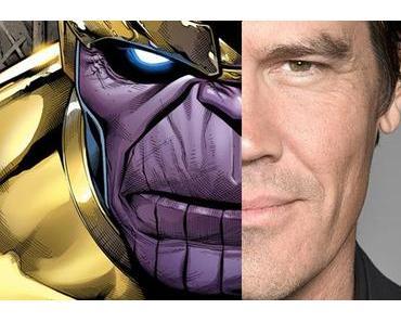 Josh Brolin est Thanos pour Les Gardiens de la Galaxie