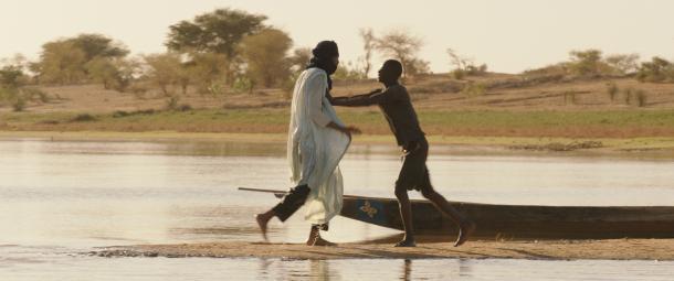 Timbuktu the lake lac