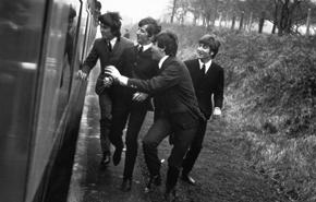 Les Beatles – A Hard Day's night