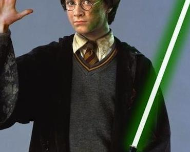 Harry Potter vs Star Wars = même synopsis?