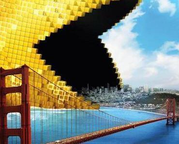 Deuxième Bande-Annonce pour «Pixels» avec Adam Sadler et Peter Dinklage !