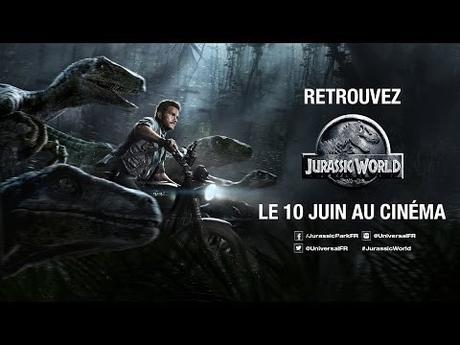(Re)vivez l'avant première mondiale de Jurassic World !