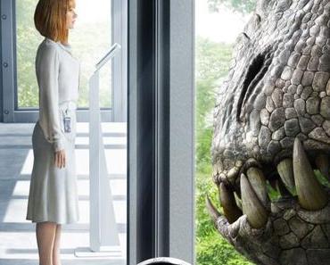 [Actu] Jurassic World – Toutes les images du film évènement avec Chris Pratt et des Raptors