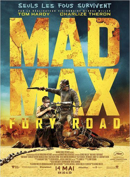 [ Critique ] MAD MAX FURY ROAD par Christian