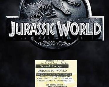 Critique de Jurassic World