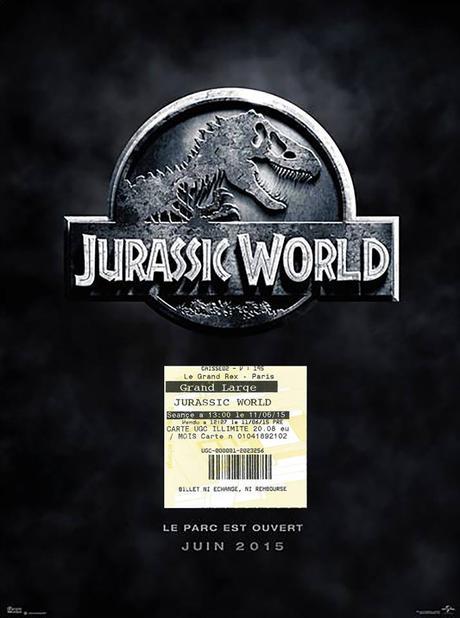 Critique de Jurassic World