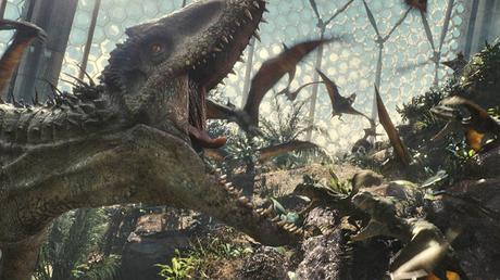 Jurassic World, critique