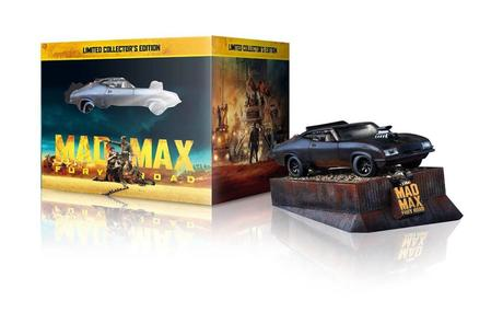 Une Edition Collector pour Mad Max : Fury Road !