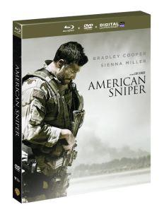 AMERICAN SNIPER (Concours) 2 DVD et 2 Combo Blu-Ray/DVD à gagner