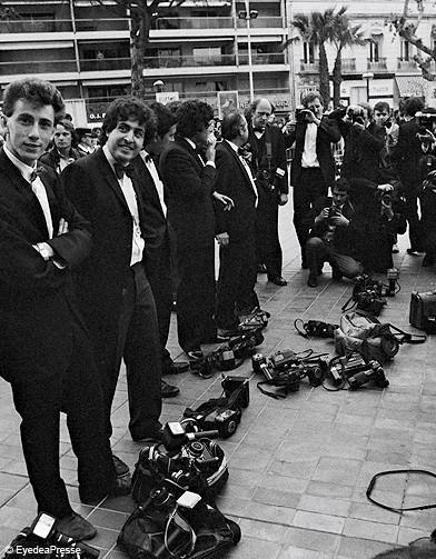 Isabelle Adjani, boycottée par les photographes en 1983