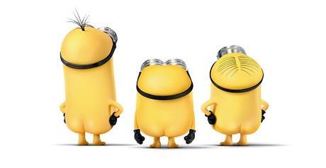 Les Minions, critique