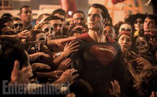 [PHOTOS] BATMAN ET SUPERMAN TAPENT LA PAUSE !