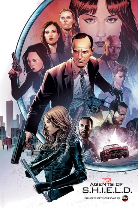 Marvel's Agents of S.H.I.E.L.D SEASON 2 SAISON 2 Jim Cheung