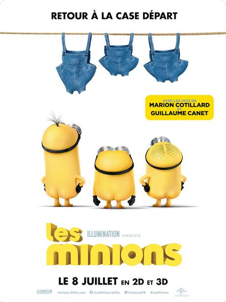 [CRITIQUE] : Les Minions