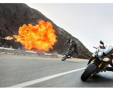 Nouveaux spots TV pour l'attendu Mission : Impossible - Rogue Nation