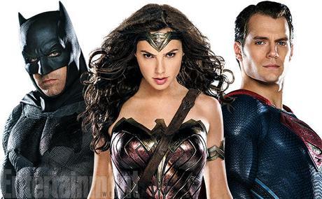Nouvelles images pour l'attendu Batman V Superman : Dawn of Justice !