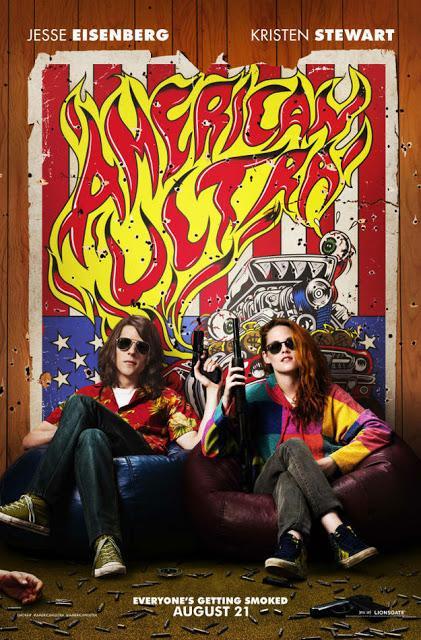 Nouvelles images et affiches pour le délirant American Ultra !