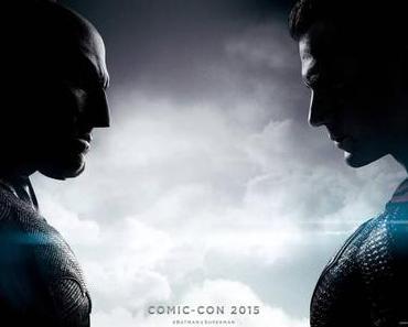 [Comic-Con 2015] La nouvelle bande-annonce de Batman v Superman est en ligne