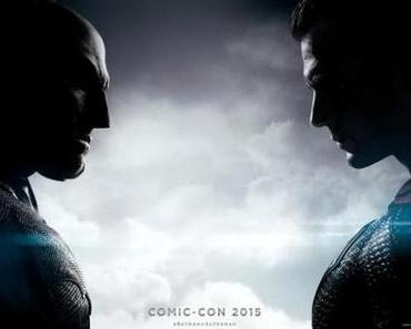 SDCC 2015: La bande annonce dementielle de Batman v Superman- Dawn of Justice!