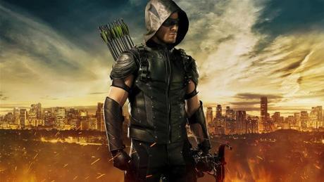 Arrow new suit