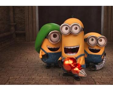 Box-office US du weekend du 9 juillet : Les Minions détrône (enfin) Jurassic World !