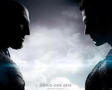 Batman V Superman : Bande-annonce en provenance du Comic-Con