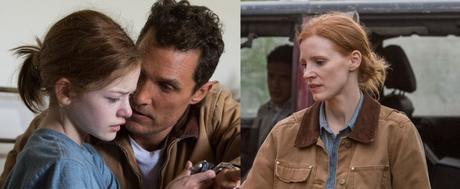 Interstellar // True Detective : Les destins croisés de M. McConaughey