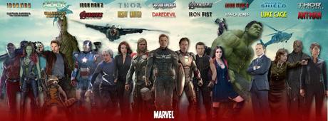 Récapitulatif de toutes nos critiques de la Phase 2 du Marvel Cinematic Universe