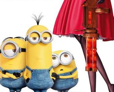 Au cinéma : «Les Minions»