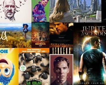 [Rétrospective] Le début d'année 2015 au cinéma: Chapitre IV – Le sprint final