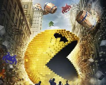 """Pixels"" de Chris Colombus"
