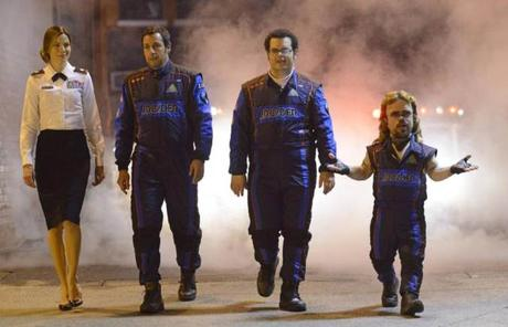 « Pixels », l'alliance ratée entre Chris Columbus et Adam Sandler
