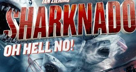 Critique – Sharknado 3 : Oh Hell No !