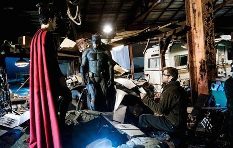 Nouvelles images pour l'attendu Batman V Superman de Zack Snyder !