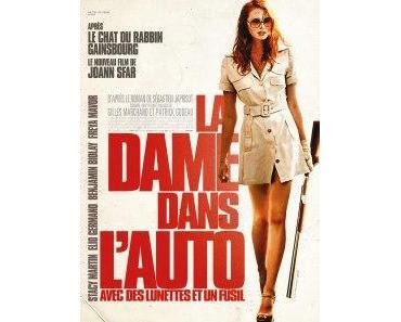 La Dame dans l'auto avec des lunettes et un fusil : Notre critique