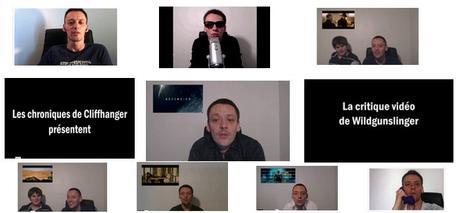La critique vidéo de Wildgunslinger : LES 4 FANTASTIQUES (Feat Robin)