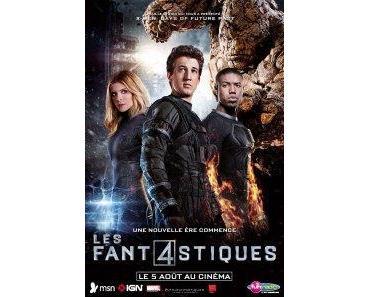 Les Quatre Fantastiques : Notre critique