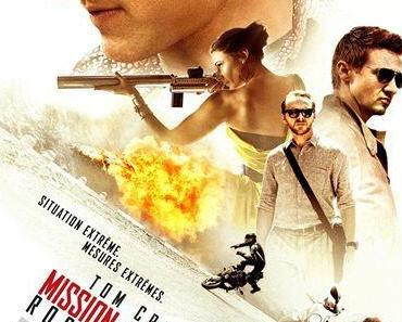 [Critique] – Mission Impossible: Rogue Nation !