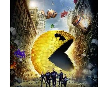 Critique – Pixels