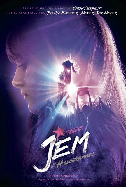Nouveau trailer pour Jem et les Hologrammes de John Chu