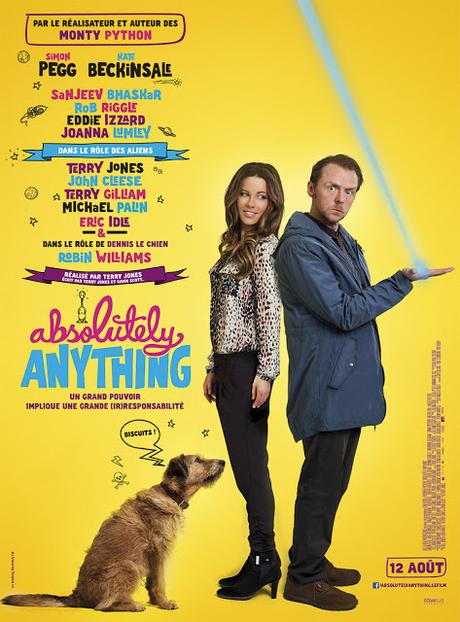[CRITIQUE] : Absolutely Anything
