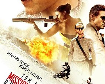 [CRITIQUE] : Mission : Impossible - Rogue Nation