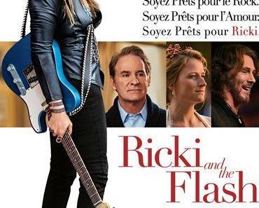 Ricki and the flash, maelström de rock et de sentiments
