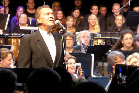 Concert Vladimir Cosma - Richard Sanderson