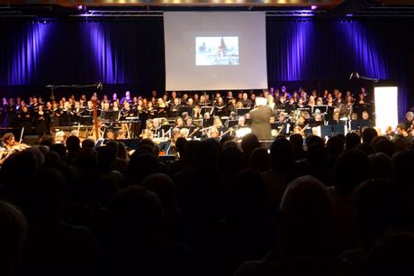 Concert Vladimir Cosma - Scène