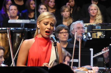 Concert Vladimir Cosma - Irina Baiant