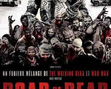 [Critique] Road of the dead, le road trip qui envoie du zombie!